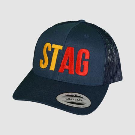 Gorras de béisbol Trucker bordadas y personalizadas c08c4a707a8